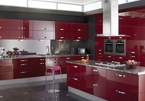 Photo of Wonderful Kitchen Decorating Ideas with Apple Theme