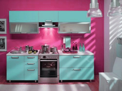 Wonderful Kitchen Decorating Ideas with Apple Theme