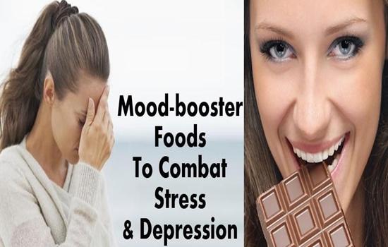 top Ten Mood Booster Foods