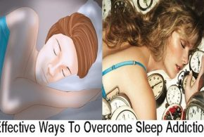Six Effective Ways To Overcome Sleep Addiction