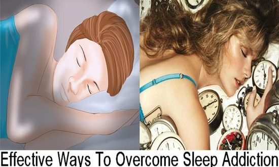Six Effective Ways To Overcome Sleep Addiction