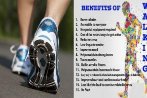 Ten Of The Health Benefits Of Walking