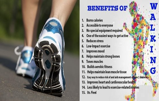 Photo of Ten Of The Health Benefits Of Walking