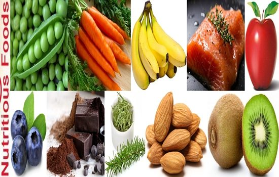 Photo of Top Ten Most Nutritious Foods