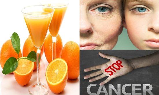 Ten Amazing Reasons Why You Should Eat Orange Everyday