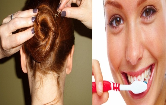 Ten Beauty Habits To Do Every Night