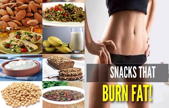 Photo of Top Ten Snacks To Burn Fat