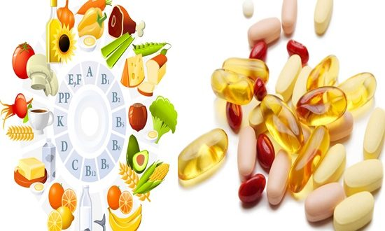 Vital Vitamins For A Healthy Hair