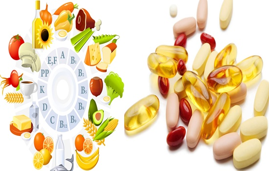 Vital Vitamins For A Healthy Hair