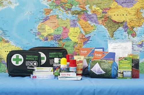 8 Necessary Health Kit Items for Travel
