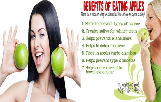 Photo of 10 Incredible Benefits of Apple