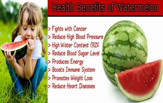 Photo of Seven Health Benefits Of Watermelon
