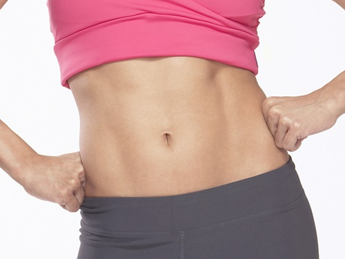 How to get and maintain a flat sexy belly