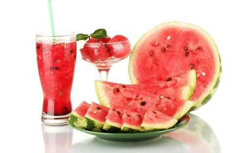Seven Health Benefits Of Watermelon