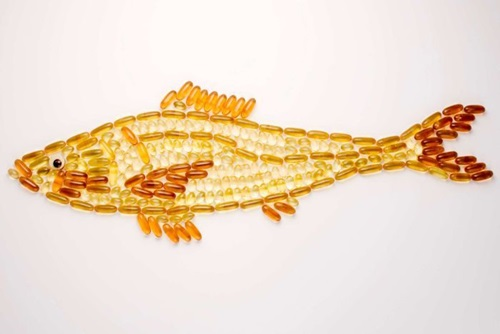 What are the health gains of fish oils