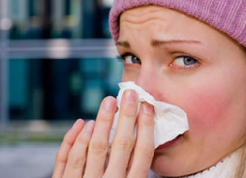 What you should do when you get a cold