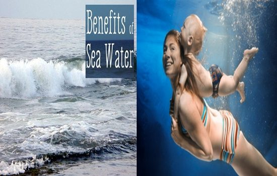 Photo of The Amazing Health Benefits Of Sea Water