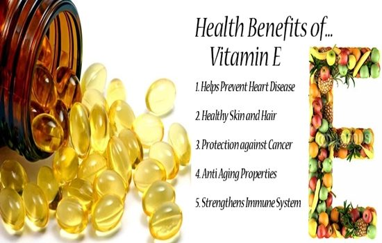 Photo of Health Benefits Of Vitamin E For Us