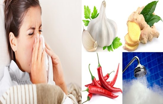 How To Cure Cold And Flu Naturally