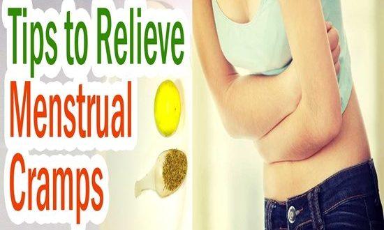 Natural Menstrual Cramp Relievers