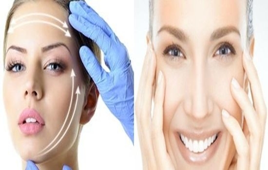 Photo of Surgery- free ways to get a face lift to look younger