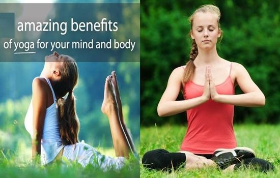 Advantages of Practicing Yoga