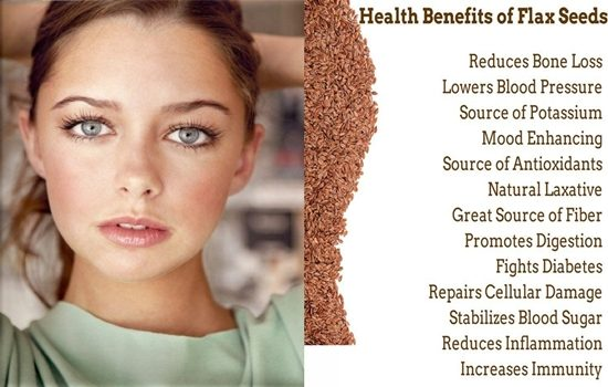 Photo of Five Beauty Health Benefits Of Flaxseed
