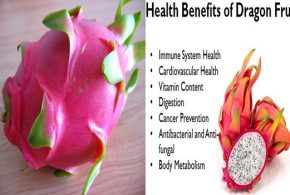 5 Amazing Health Benefits of Dragon Fruit