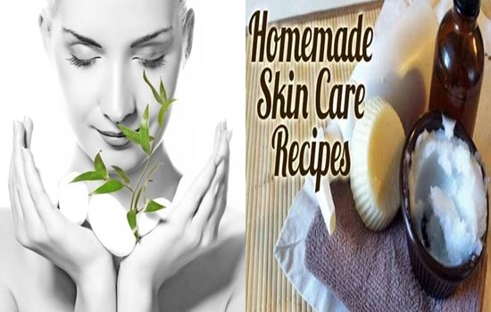 Photo of Eight Homemade Skin Care Products