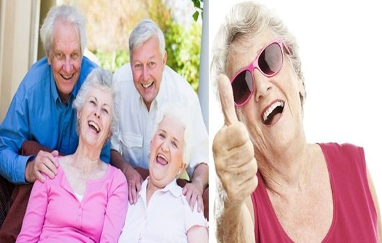 Photo of Laughter can be helpful against stress and memory loss in old age
