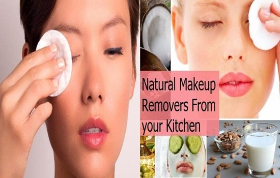 Photo of Five Natural Makeup Removals From Your Kitchen