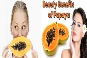 Five Beauty Benefits Of Papaya