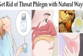Get Rid of Throat Phlegm with These 12 Natural Ways