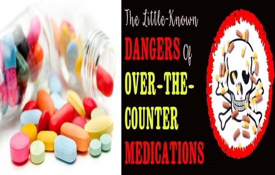 Hazardous Combinations of Over-the-Counter Meds