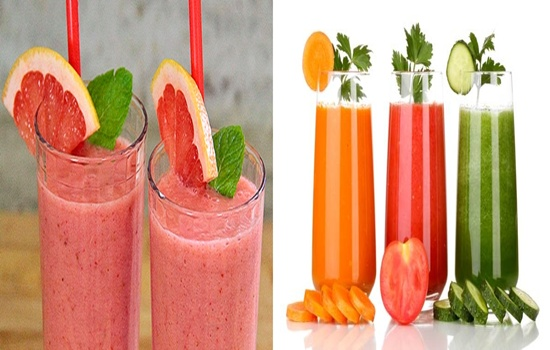 Photo of Eight Recipes For The Healthiest Juices