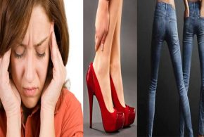 8 Fashion Items That Affect Your Health Negatively