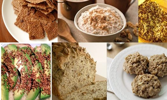 Five Ways To Eat Flaxseeds