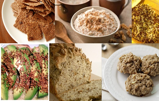 Photo of Five Ways To Eat Flaxseeds