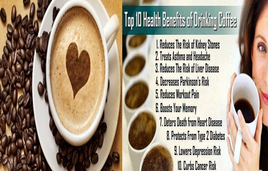 Photo of Health Benefits Of Coffee, Good For Your Heart, Brain And Liver