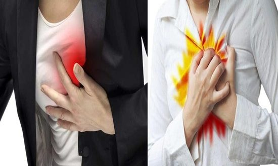 Quick Home Remedies For Heartburn