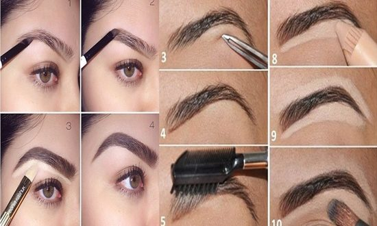 Steps To Perfectly Shape Your Eyebrows