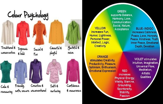 Photo of Surprising Psychological Effects of the Colors You Wear