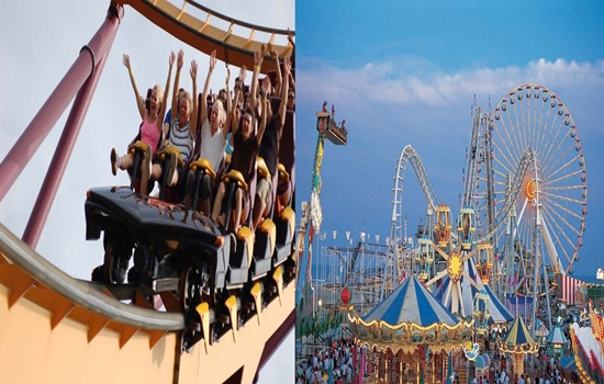 Wonderful Reasons to Visit Theme Parks