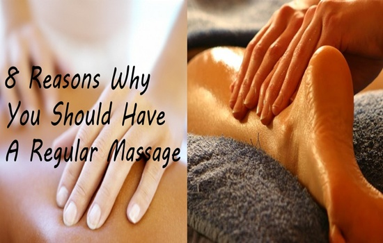 Great Health Benefits of Massage