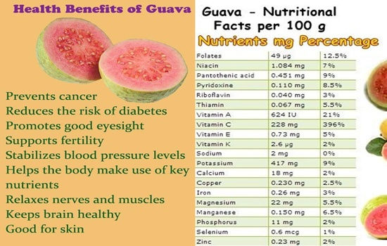 Photo of Top 10 Health Benefits of Guava
