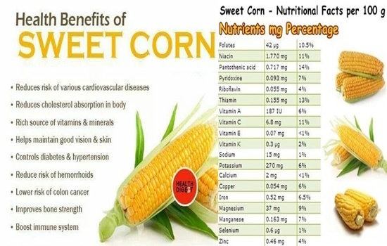 Photo of 4 Wonderful Health Benefits of Eating Corn