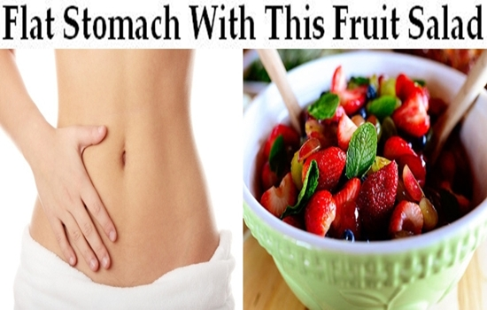 Photo of Get A Flat Stomach With This Fruit Salad ASAP