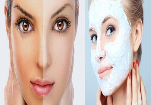 Photo of Four Natural Masks To Lighten Skin Complexion