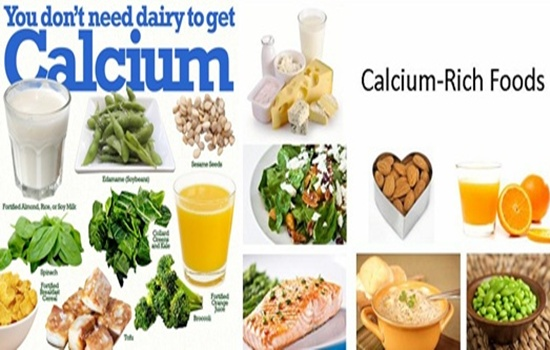 Photo of Don't Like Dairy Products? Here Are The Nondairy Richest Sources Of Calcium