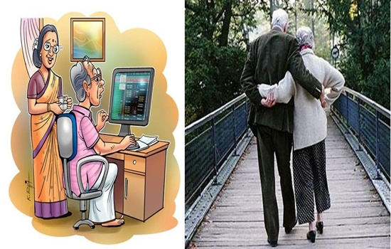 Photo of THE TOP PROBLEMS COUPLES FACE AFTER RETIREMENT